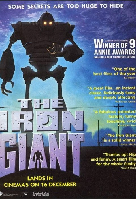 Стальной гигант (The Iron Giant), 1999