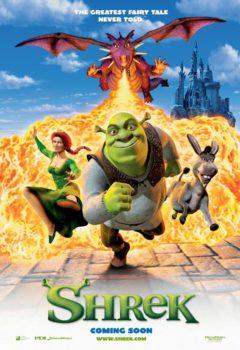 Шрэк (Shrek), 2001