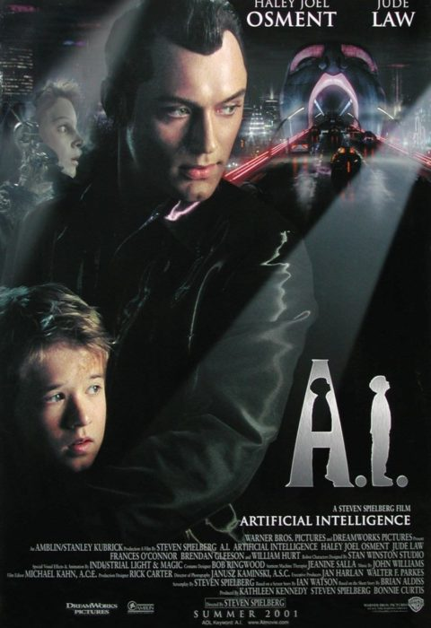 Искусственный разум (Artificial Intelligence: AI), 2001