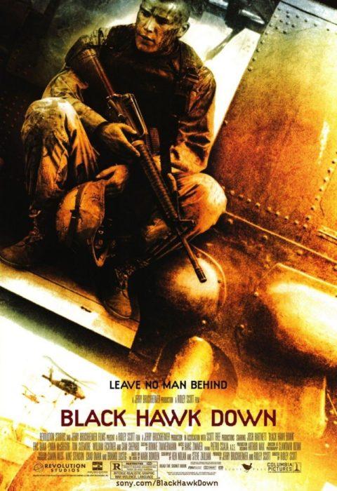 Падение черного ястреба / Черный ястреб (Black Hawk Down), 2001