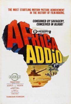 Прощай Африка (Africa addio), 1965