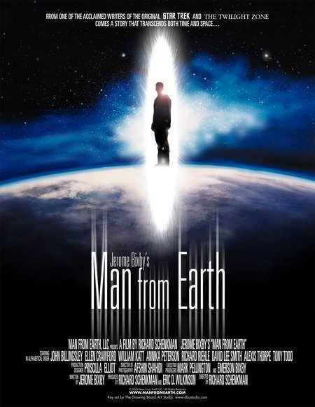 Человек с Земли (The Man from Earth), 2007
