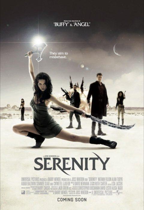 Миссия (Serenity), 2005