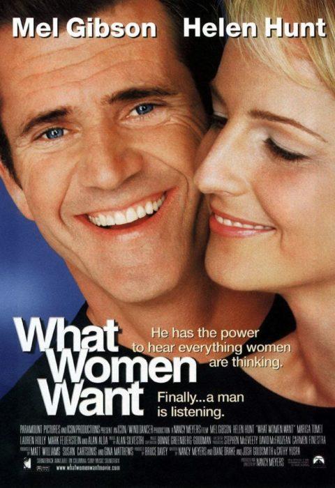 Чего хотят женщины (What Women Want), 2000