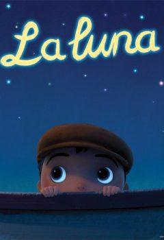 Постер к фильму – Луна (La Luna), 2011