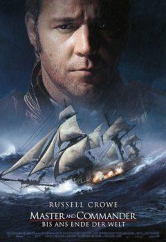 Постер к фильму – Хозяин морей: На краю Земли (Master and Commander: The Far Side of the World), 2003