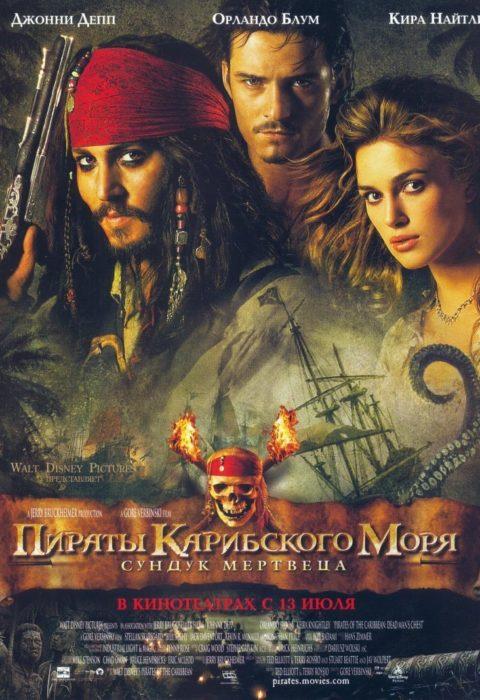 Пираты Карибского моря: Проклятие «Чёрной жемчужины» (Pirates of the Caribbean: The Curse of the Black Pearl), 2003