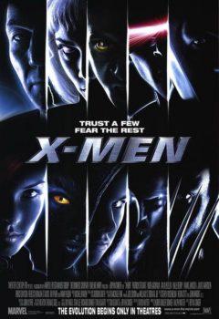 Постер к фильму – Люди икс (X-Men)