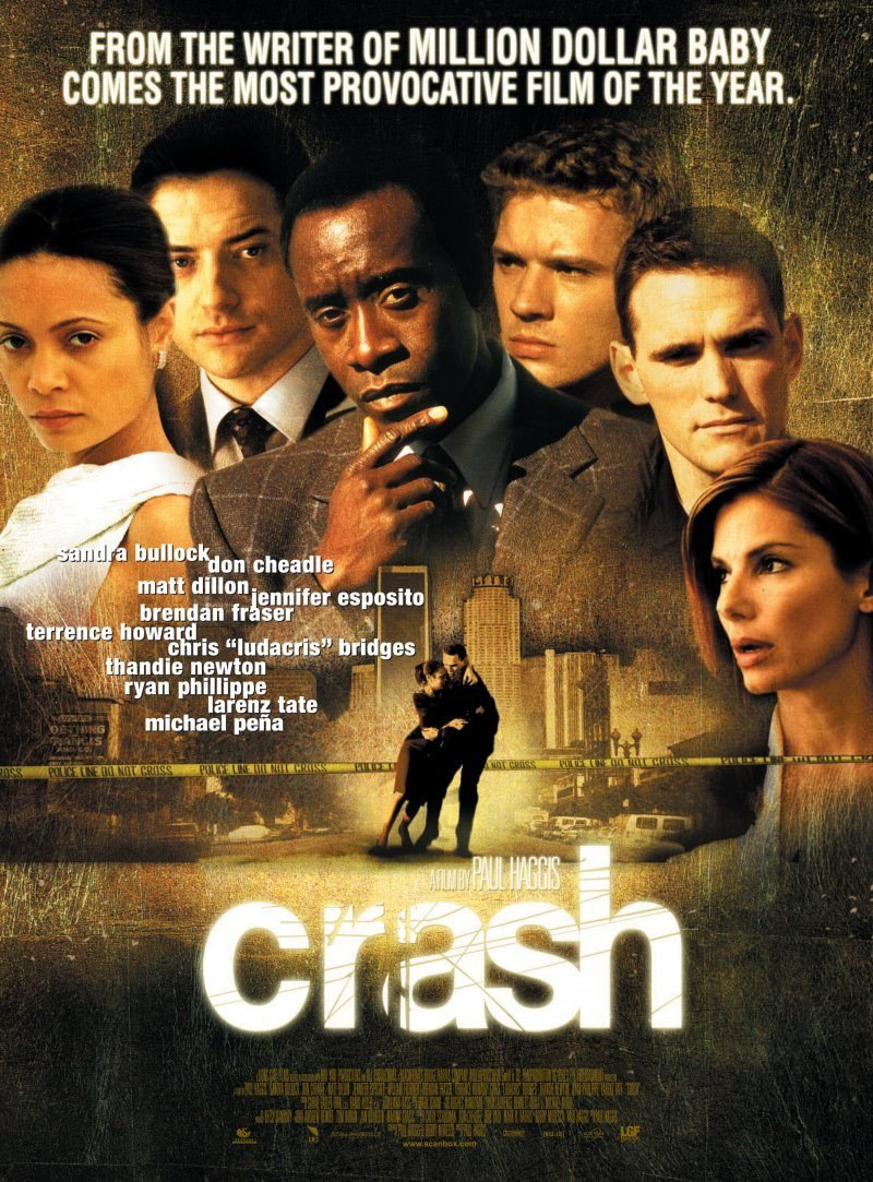 crash editing film essay Film and media studies, editing and sound essay pageant review key essay winning book review final film critique: crash (2004) essay essay on are film festivals still necessary.